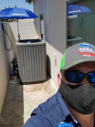 LARA A/C & HEATING LLC. Laredo 1