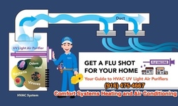 Comfort Systems Heating and Air Conditioning Sacramento 2