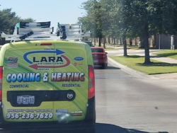LARA A/C & HEATING LLC. Laredo 2
