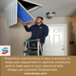 LARA A/C & HEATING LLC. Laredo 5