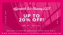 Affordable Eco Cleaning, LLC Dallas 4